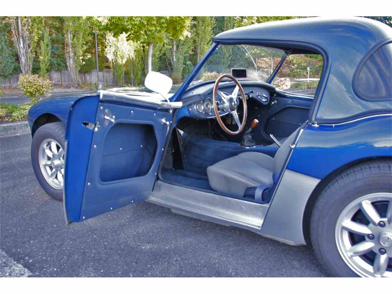 Large Picture of Classic '59 Austin-Healey 3000 Mark I BN7 located in Portland Oregon Offered by a Private Seller - LU6O