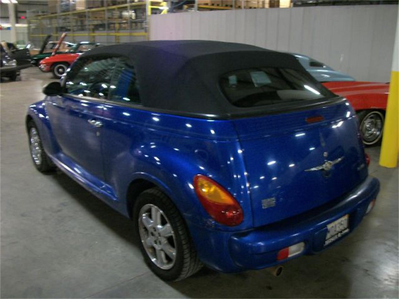 Large Picture of '05 PT Cruiser - LO0A
