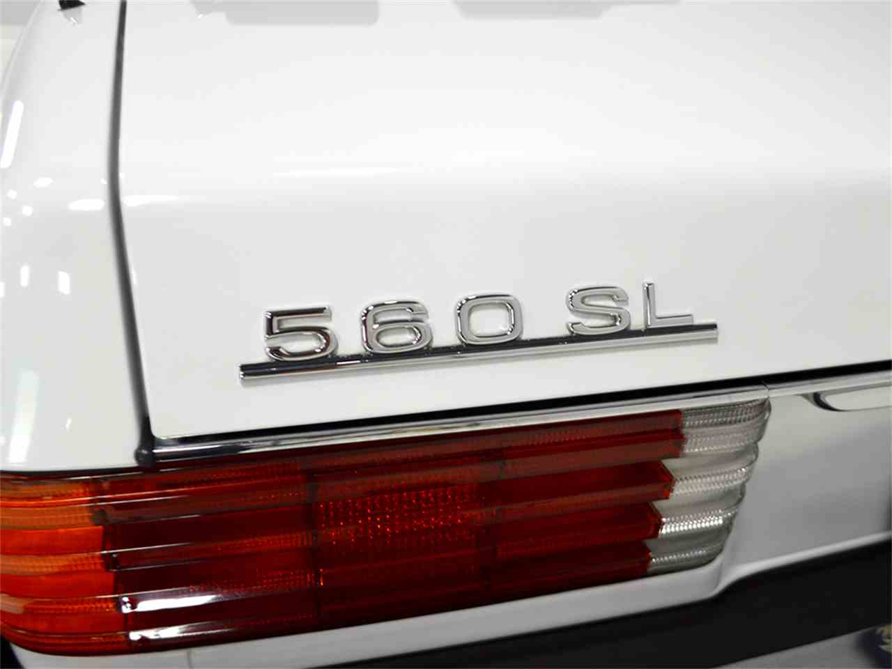 Large Picture of '89 560SL - LU71