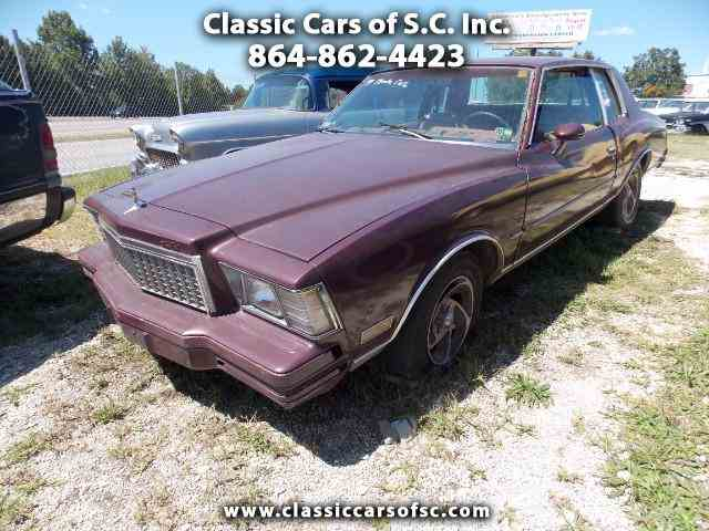 Picture of '79 Chevrolet Monte Carlo Offered by  - LU76