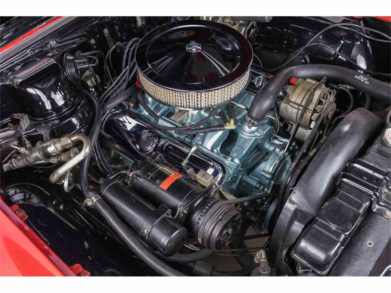 Large Picture of '67 GTO - LU7B