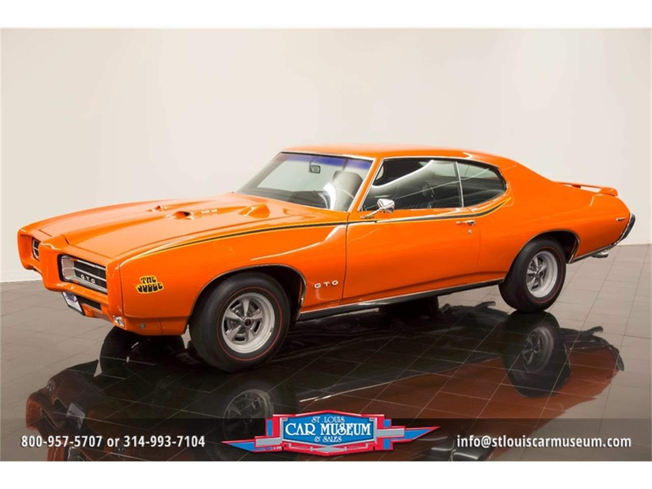 Large Picture of '69 GTO (The Judge) - LU7C