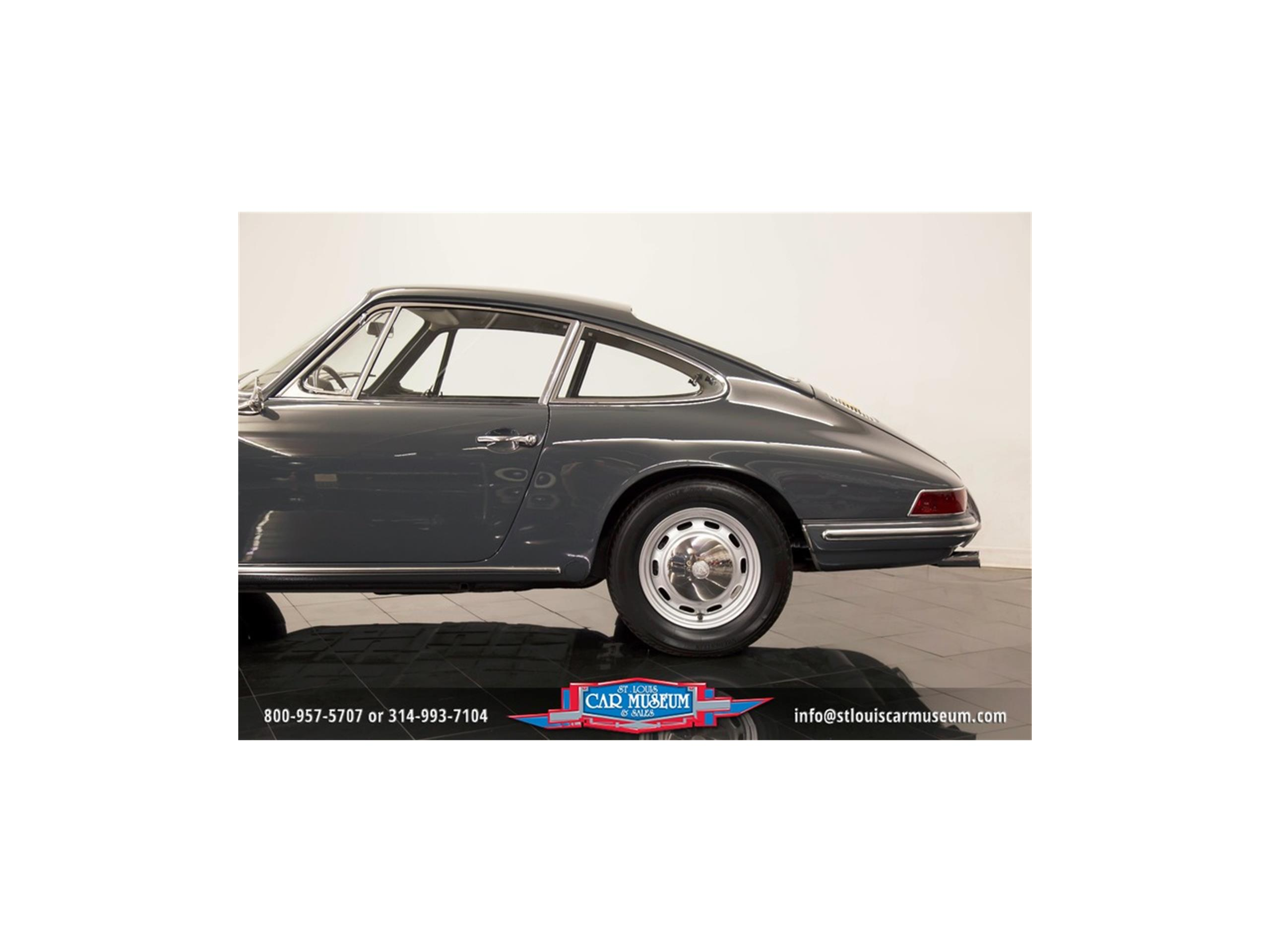 Large Picture of '67 912 - LU7D