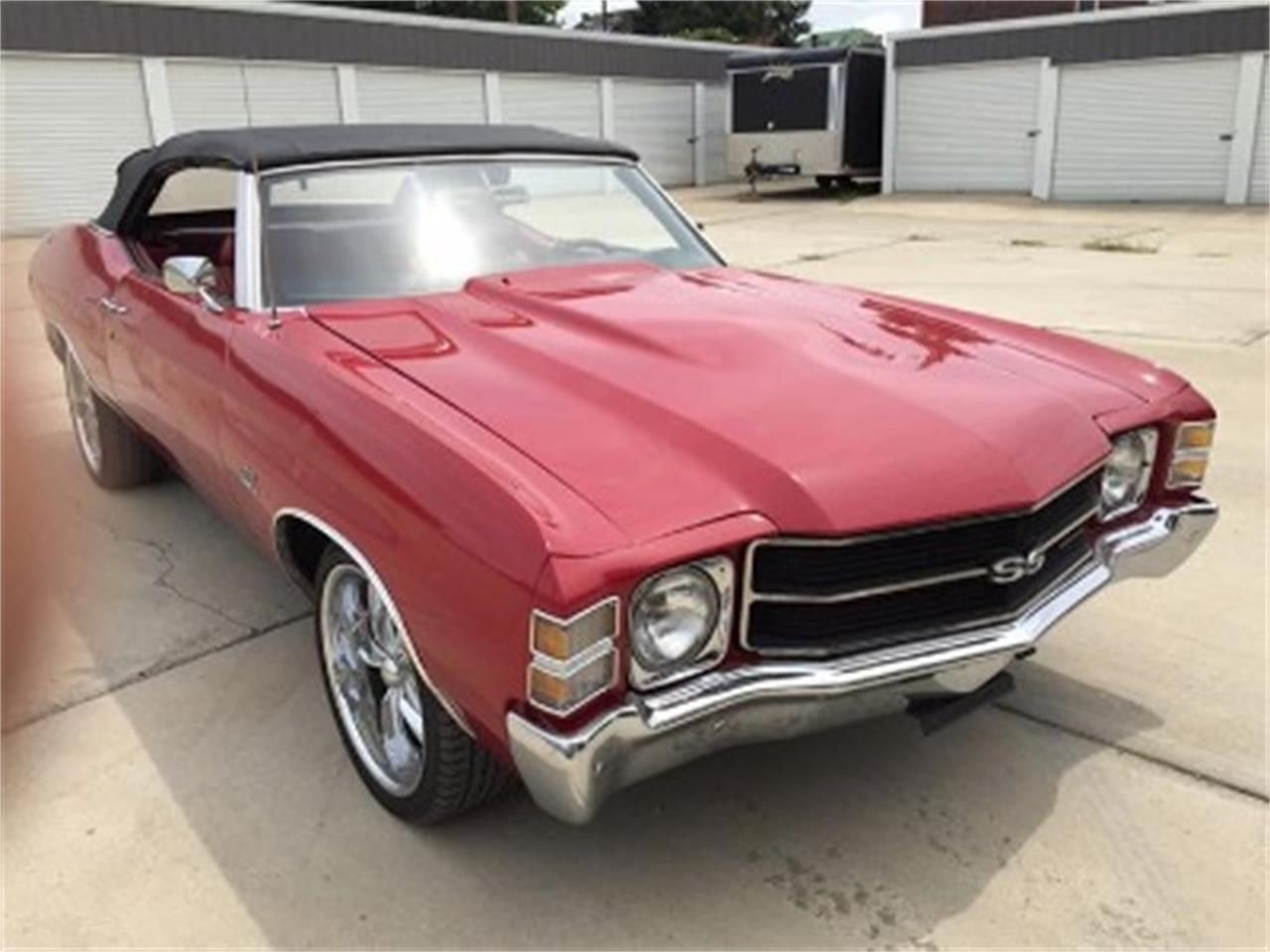 Large Picture of '71 Chevelle - LU7H