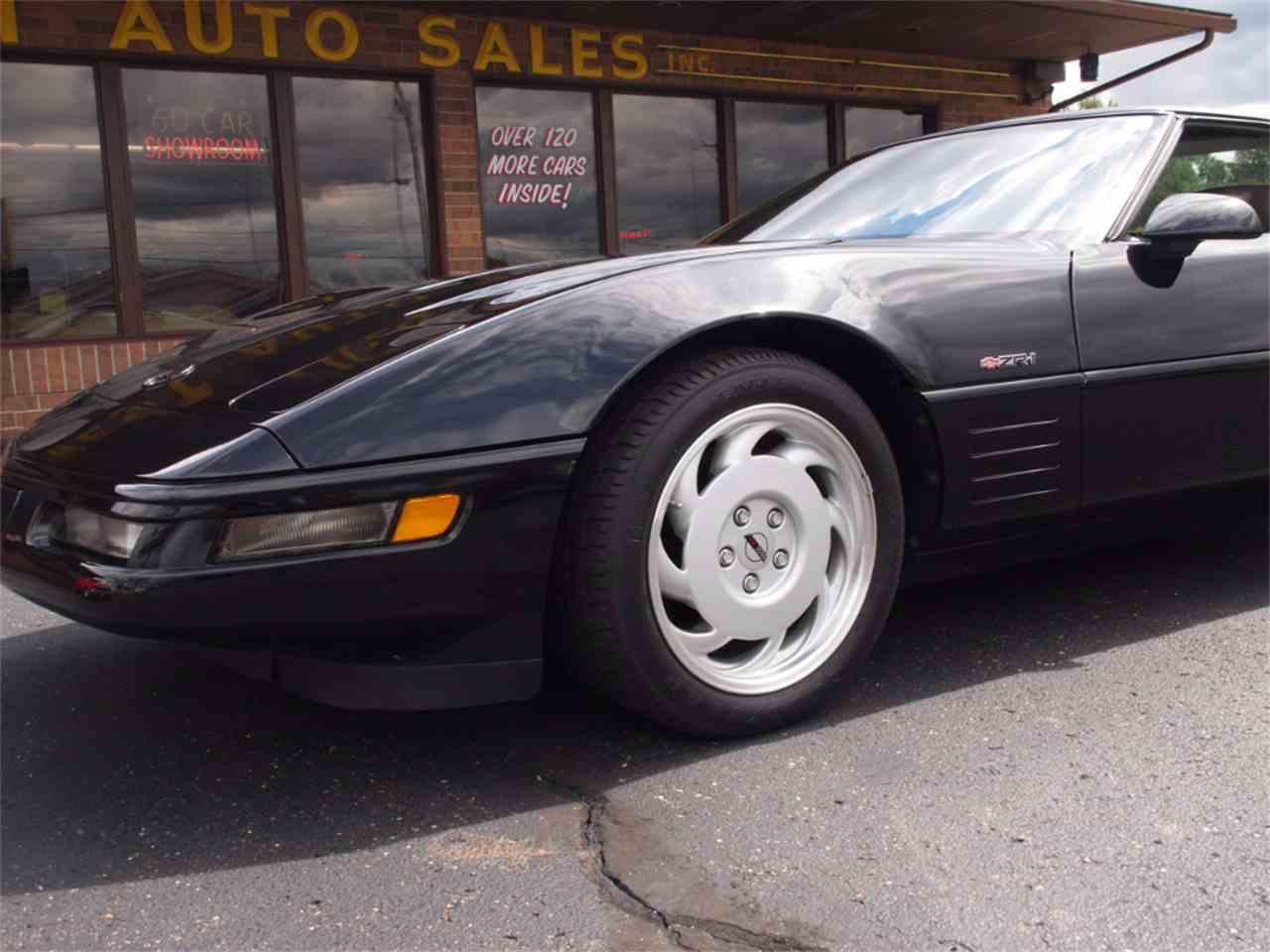 Large Picture of '91 Corvette - LU7J
