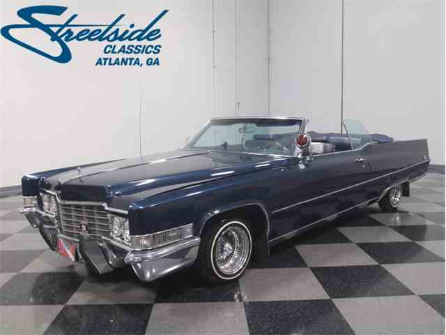 1969 Cadillac Coupe DeVille for Sale | ClicCars.com | CC-692005