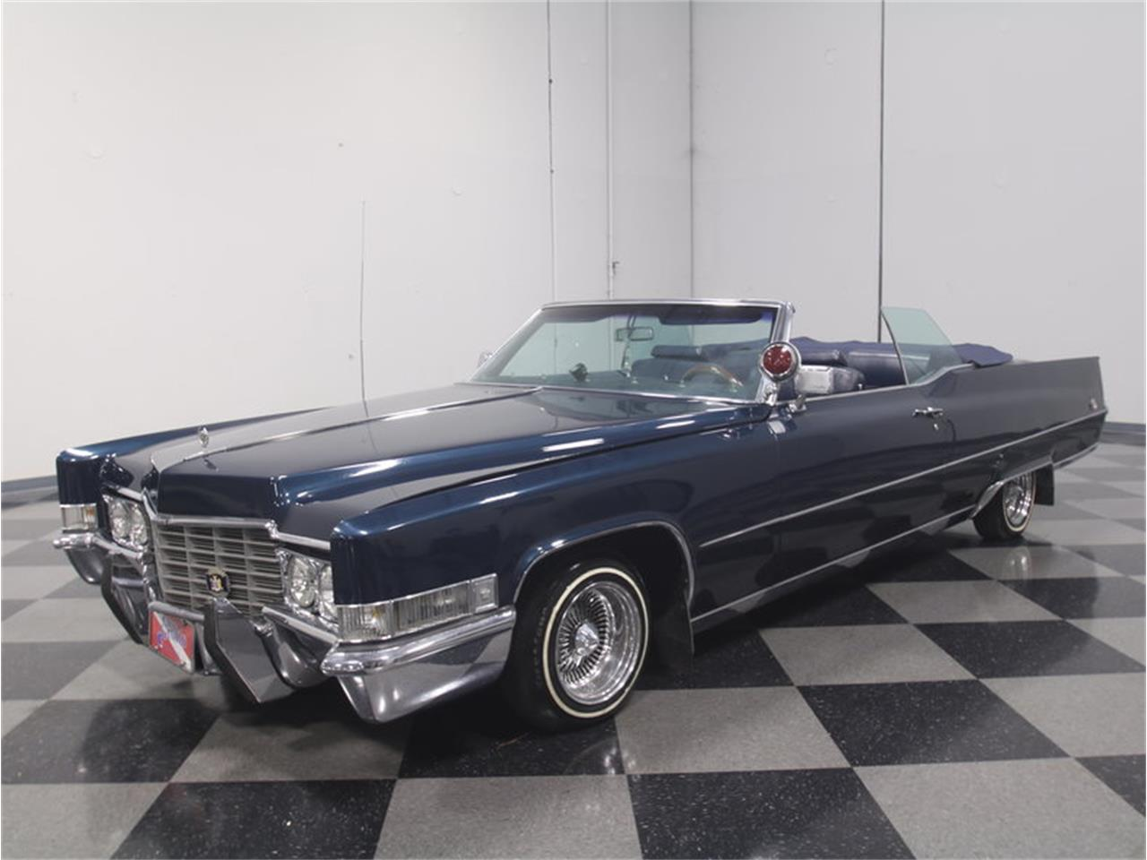 Large Picture of '69 Coupe DeVille - LU7M
