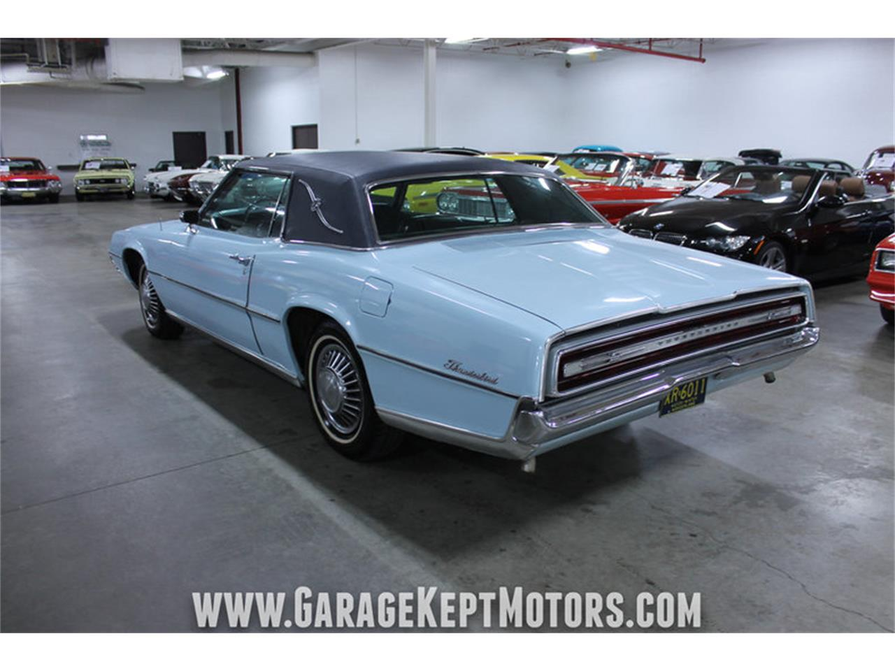 Large Picture of Classic 1967 Ford Thunderbird 2-Door Landau Offered by Garage Kept Motors - LU7P