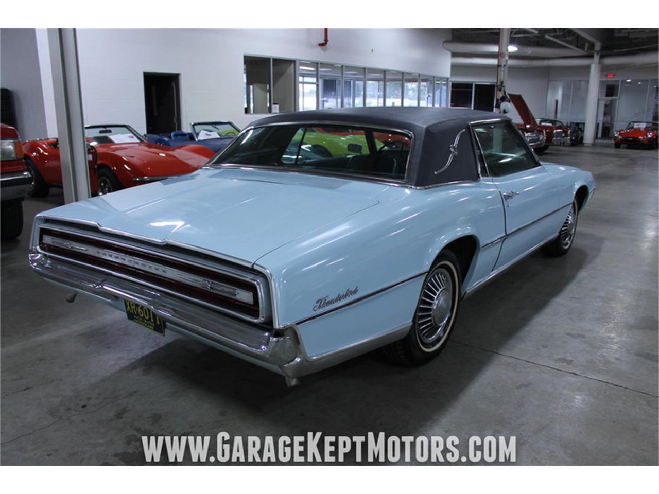 Large Picture of '67 Ford Thunderbird 2-Door Landau Offered by Garage Kept Motors - LU7P