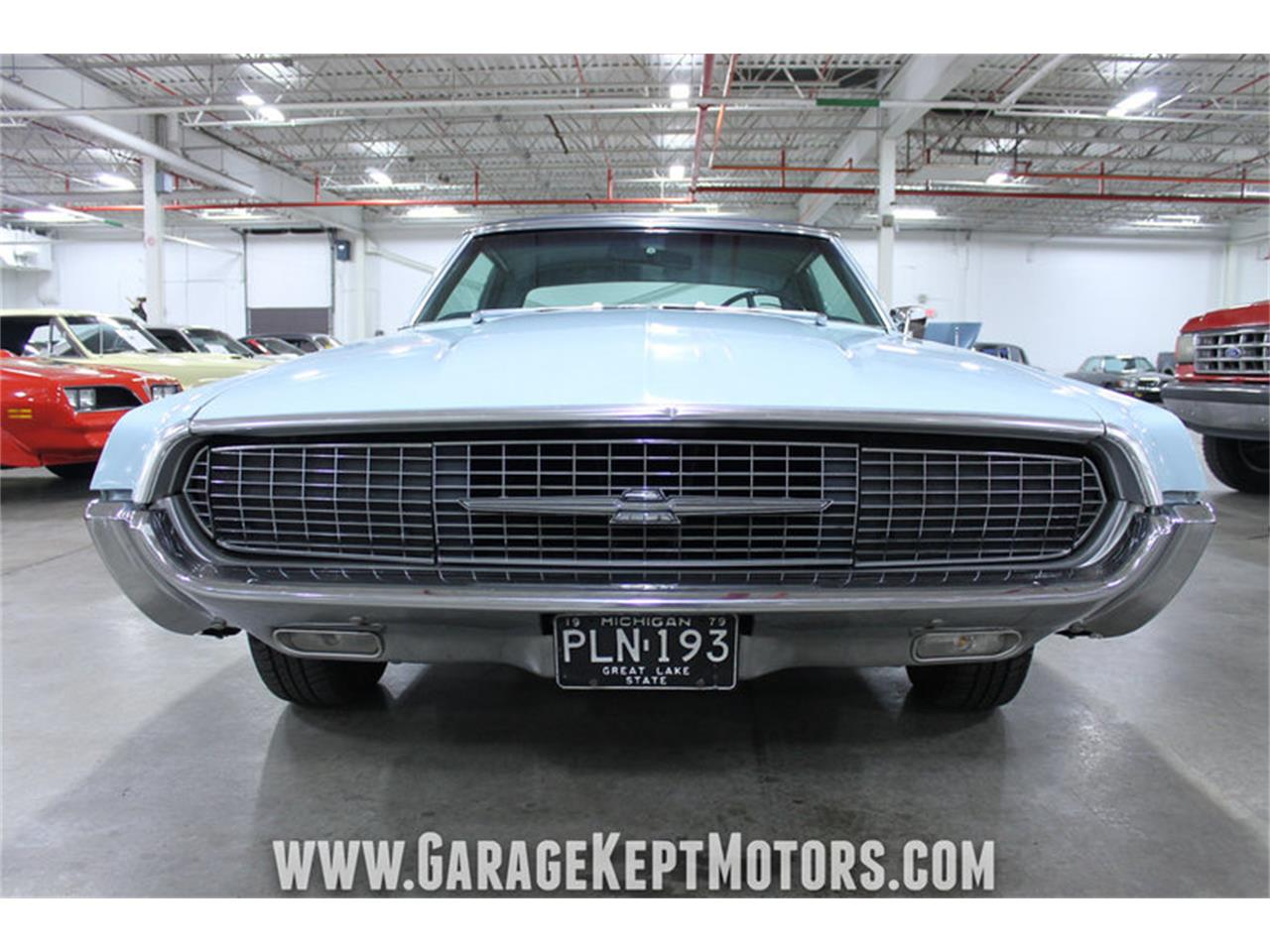 Large Picture of Classic 1967 Ford Thunderbird 2-Door Landau located in Michigan - $11,900.00 Offered by Garage Kept Motors - LU7P