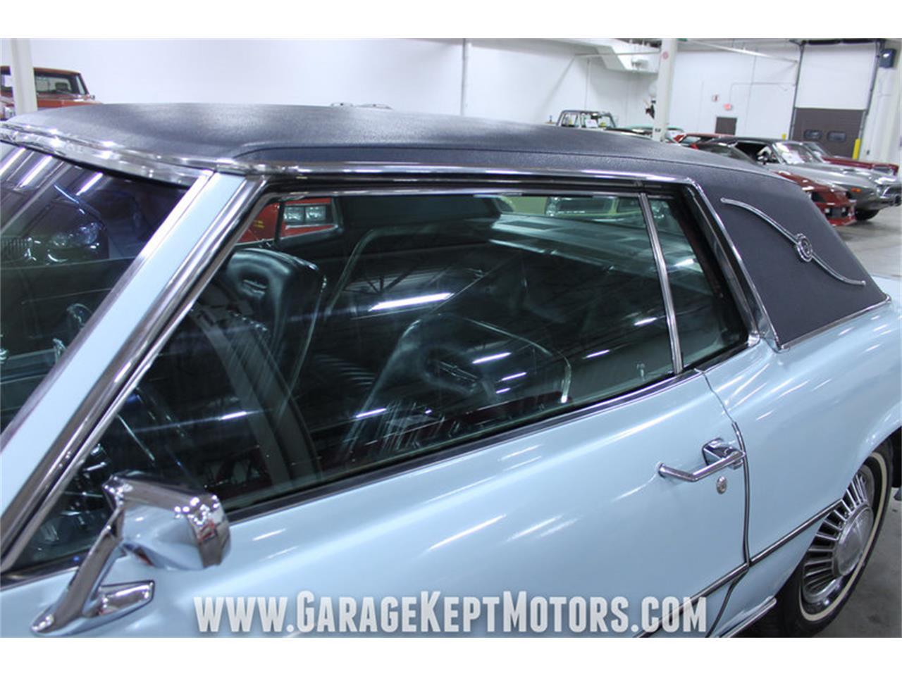 Large Picture of 1967 Thunderbird 2-Door Landau located in Michigan - $11,900.00 - LU7P
