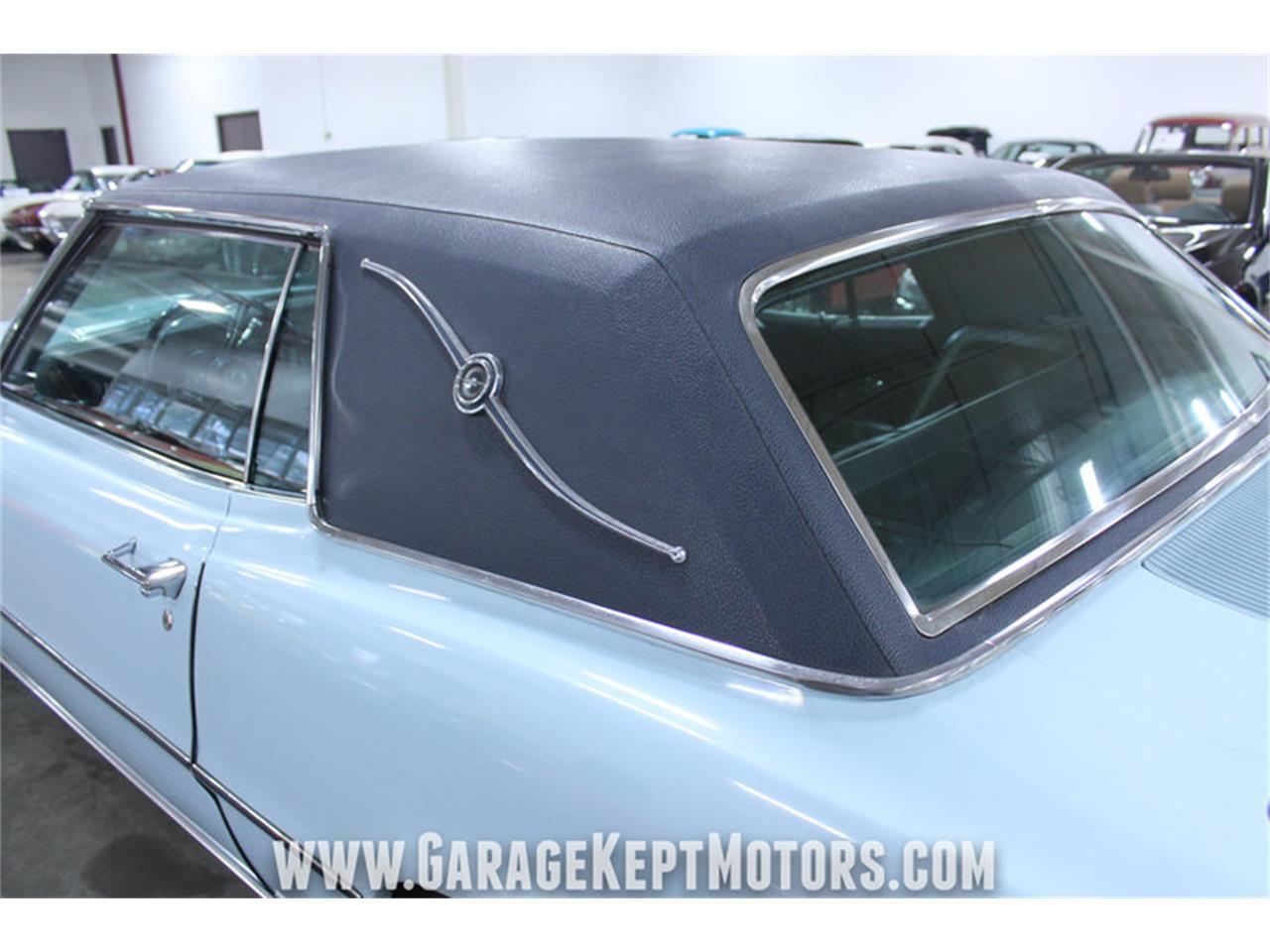 Large Picture of 1967 Thunderbird 2-Door Landau Offered by Garage Kept Motors - LU7P
