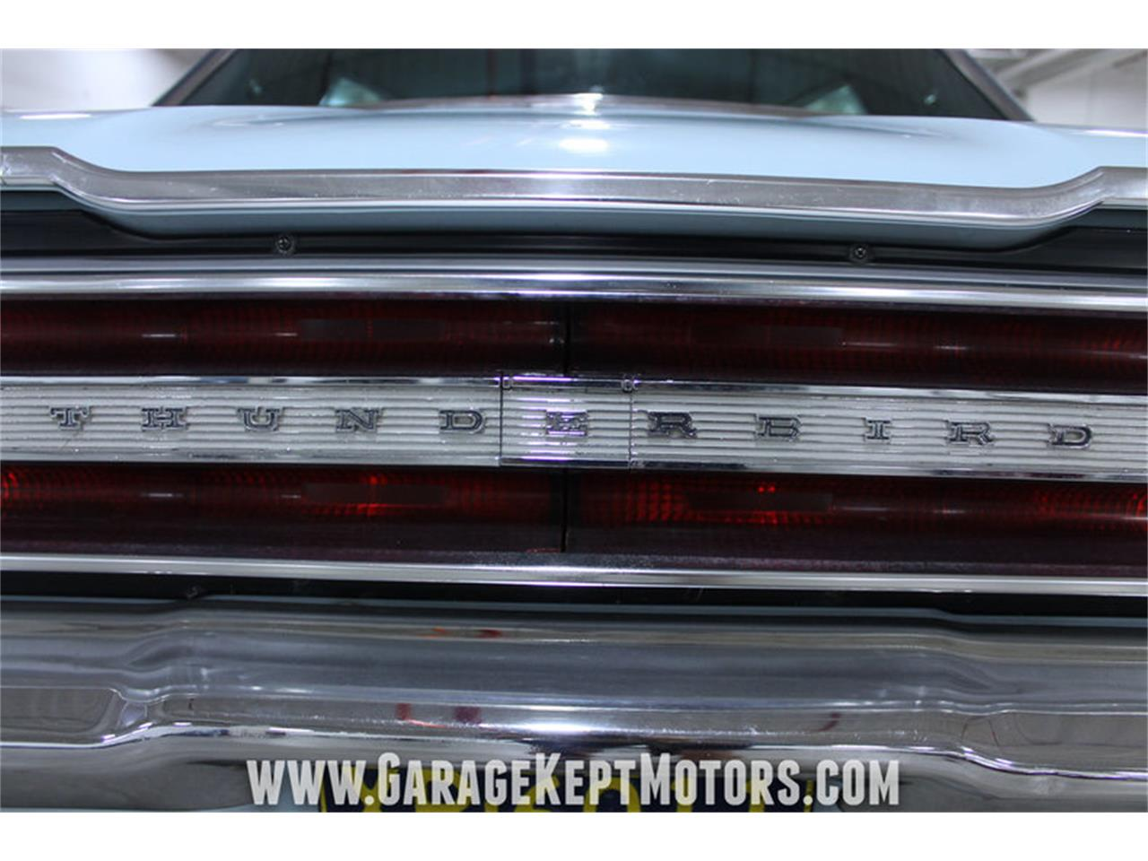 Large Picture of Classic '67 Ford Thunderbird 2-Door Landau located in Grand Rapids Michigan Offered by Garage Kept Motors - LU7P