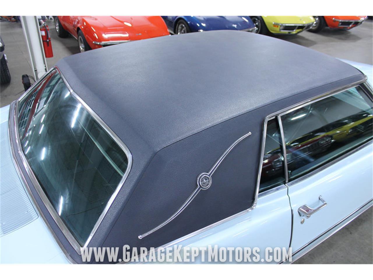 Large Picture of 1967 Ford Thunderbird 2-Door Landau Offered by Garage Kept Motors - LU7P