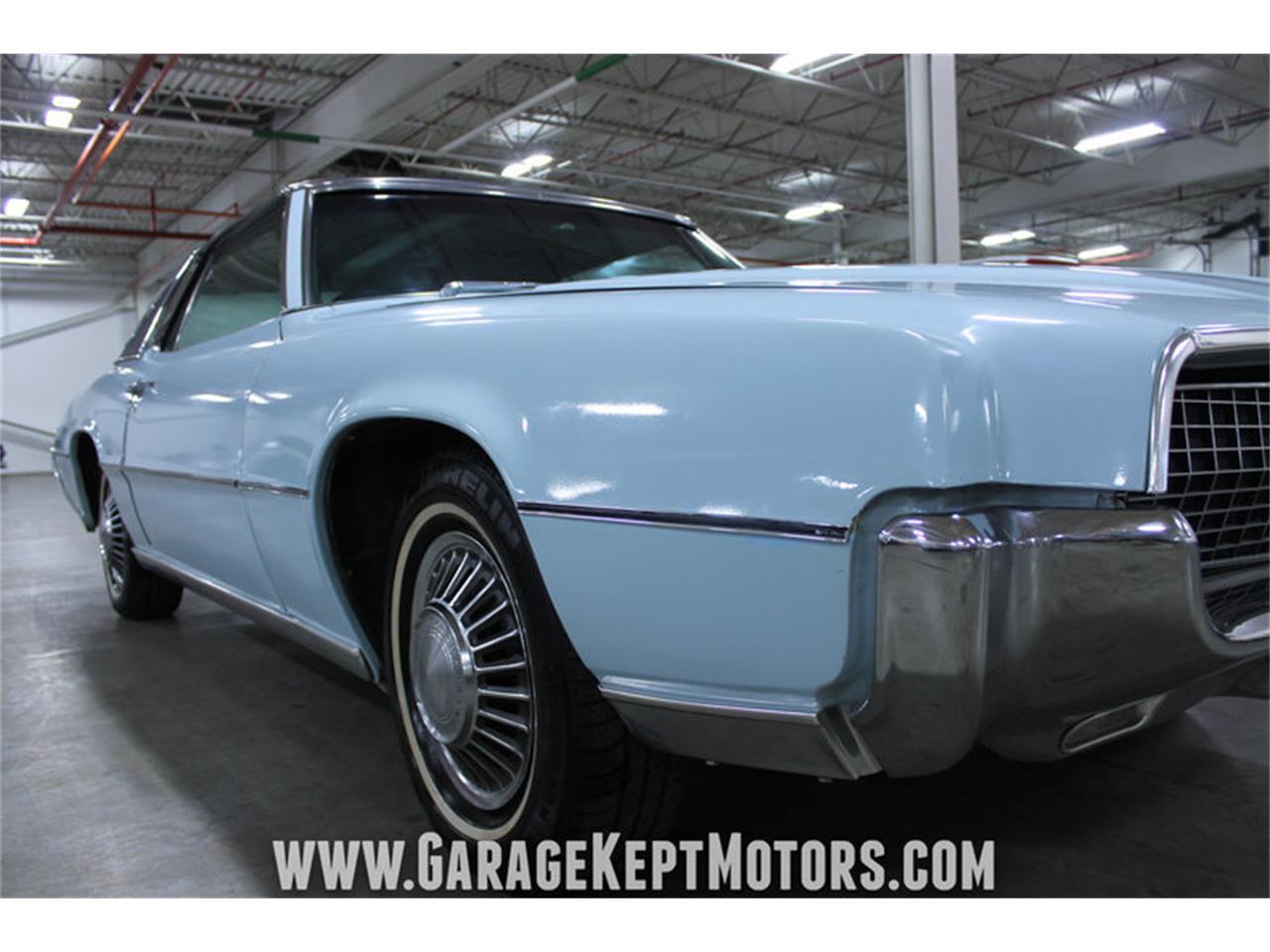 Large Picture of '67 Ford Thunderbird 2-Door Landau - $11,900.00 Offered by Garage Kept Motors - LU7P