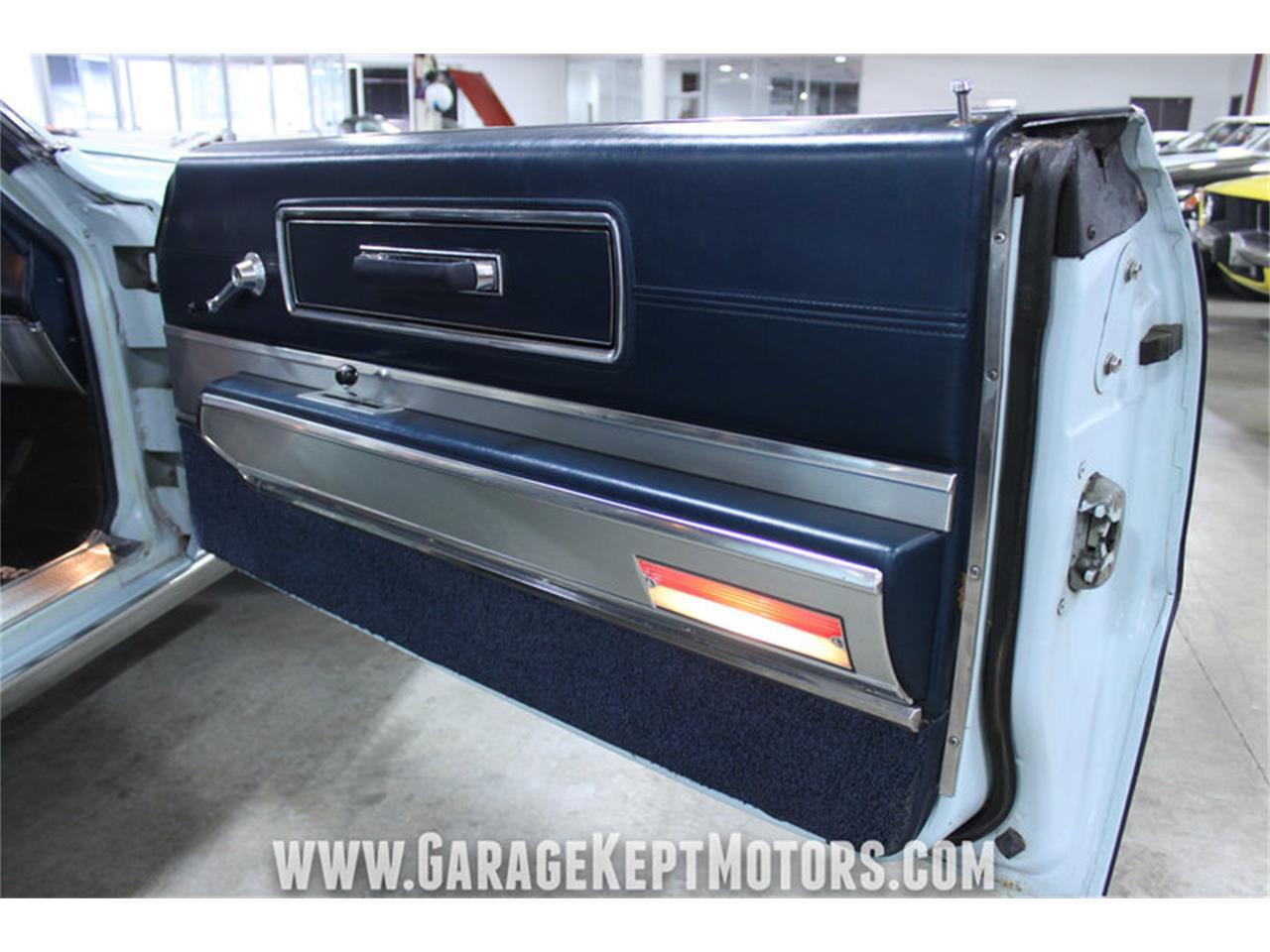 Large Picture of Classic '67 Thunderbird 2-Door Landau located in Michigan - $11,900.00 - LU7P