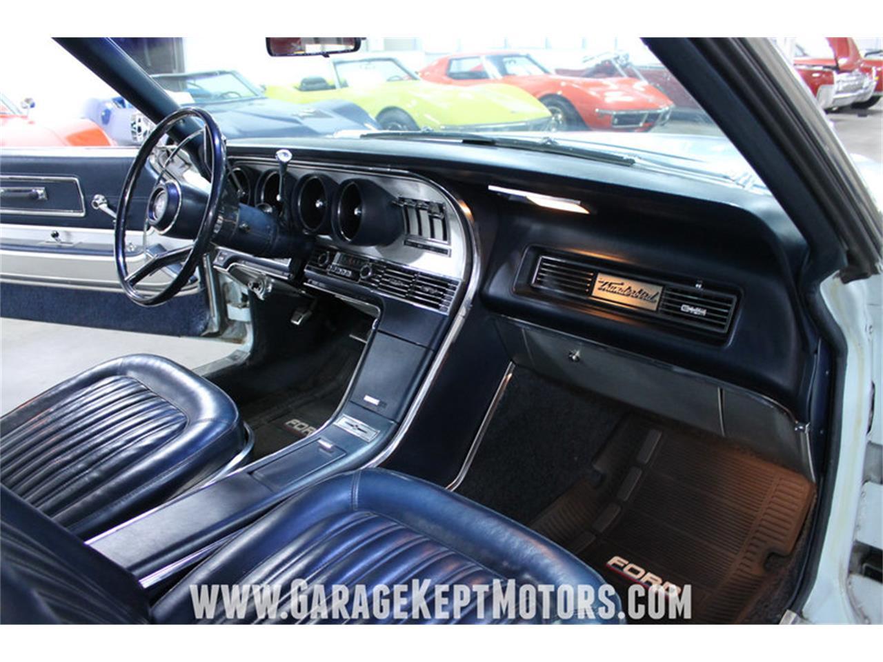 Large Picture of '67 Ford Thunderbird 2-Door Landau located in Michigan - LU7P