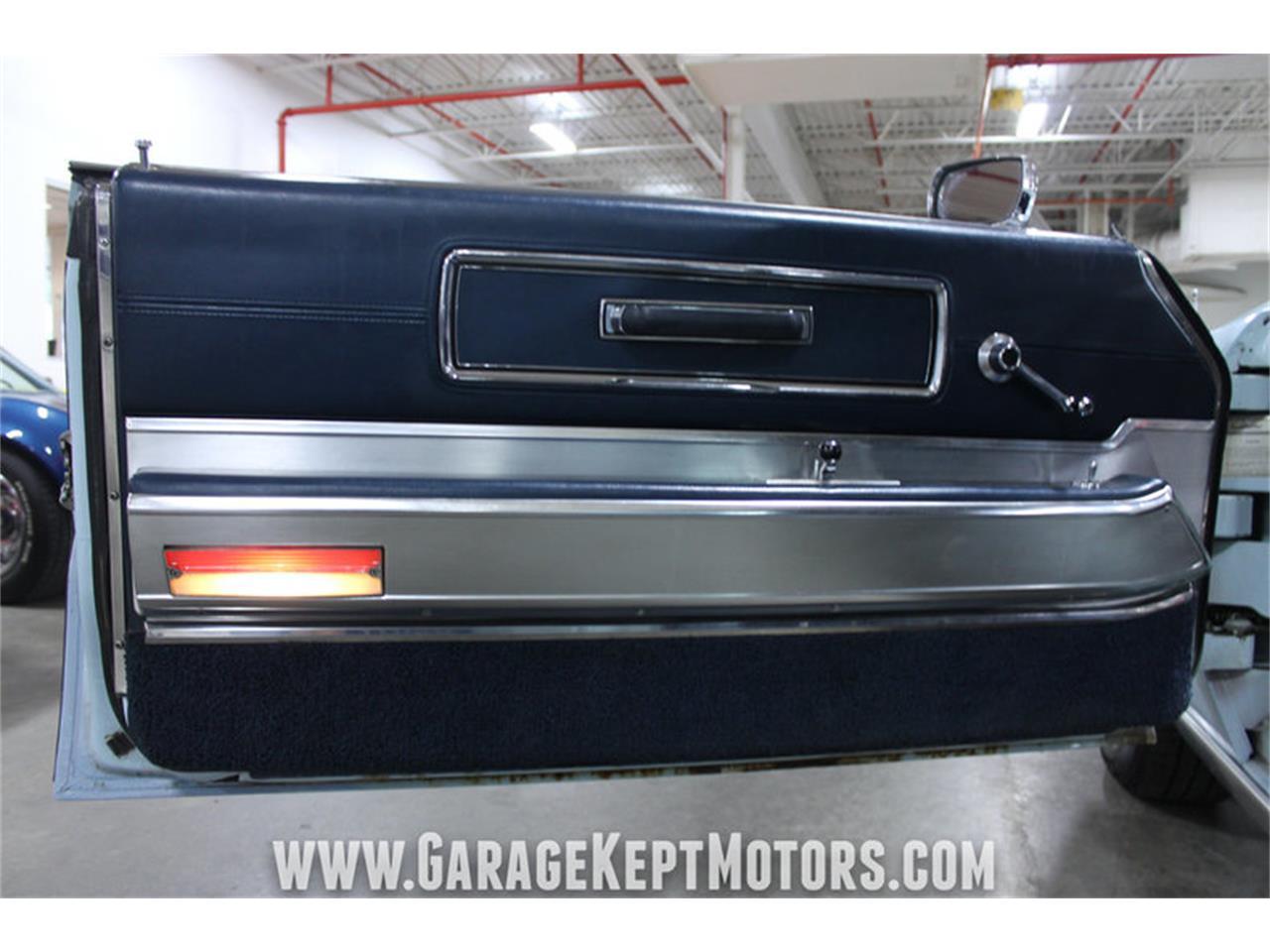 Large Picture of 1967 Ford Thunderbird 2-Door Landau - $11,900.00 Offered by Garage Kept Motors - LU7P