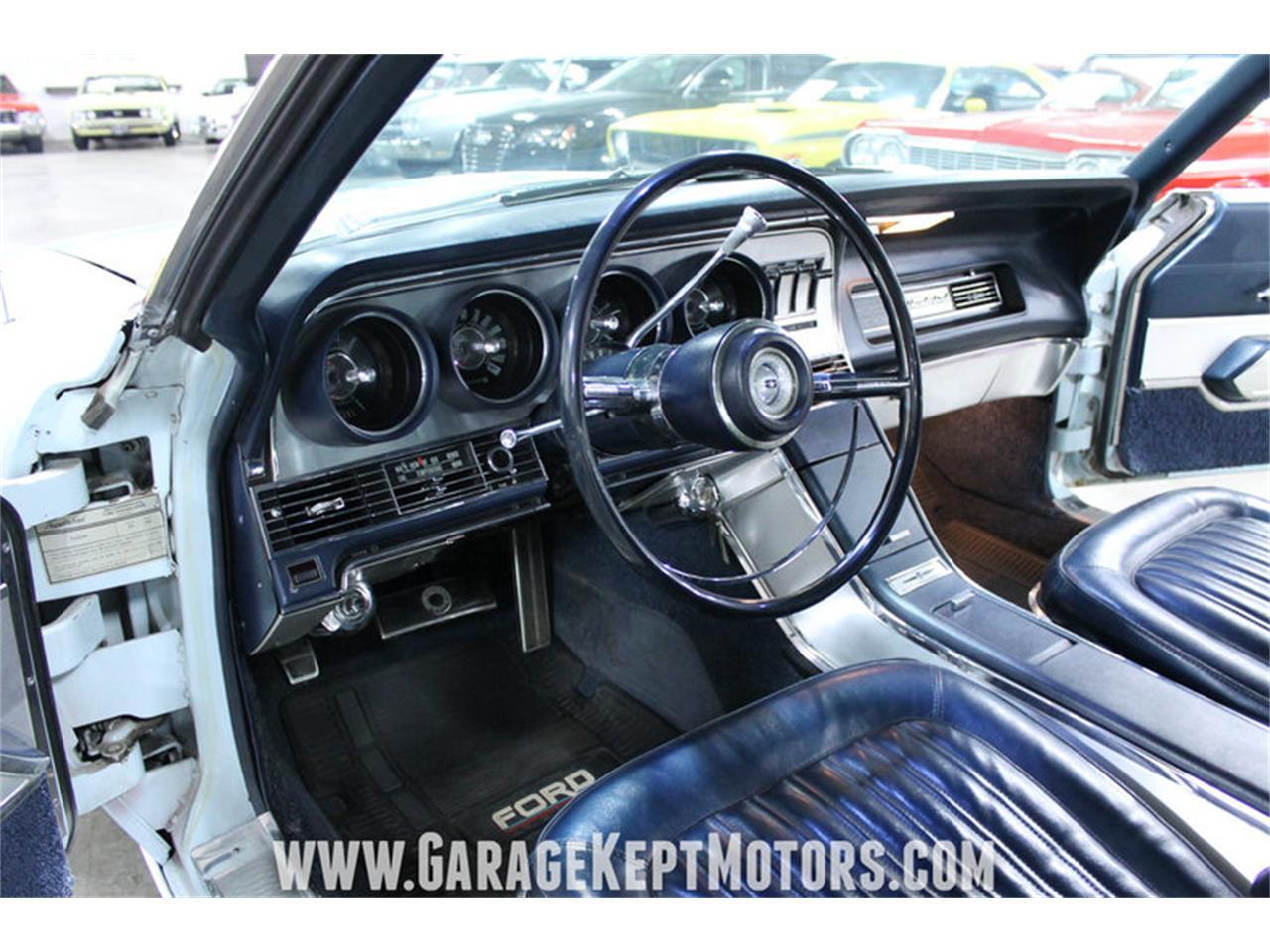 Large Picture of Classic '67 Thunderbird 2-Door Landau located in Grand Rapids Michigan Offered by Garage Kept Motors - LU7P