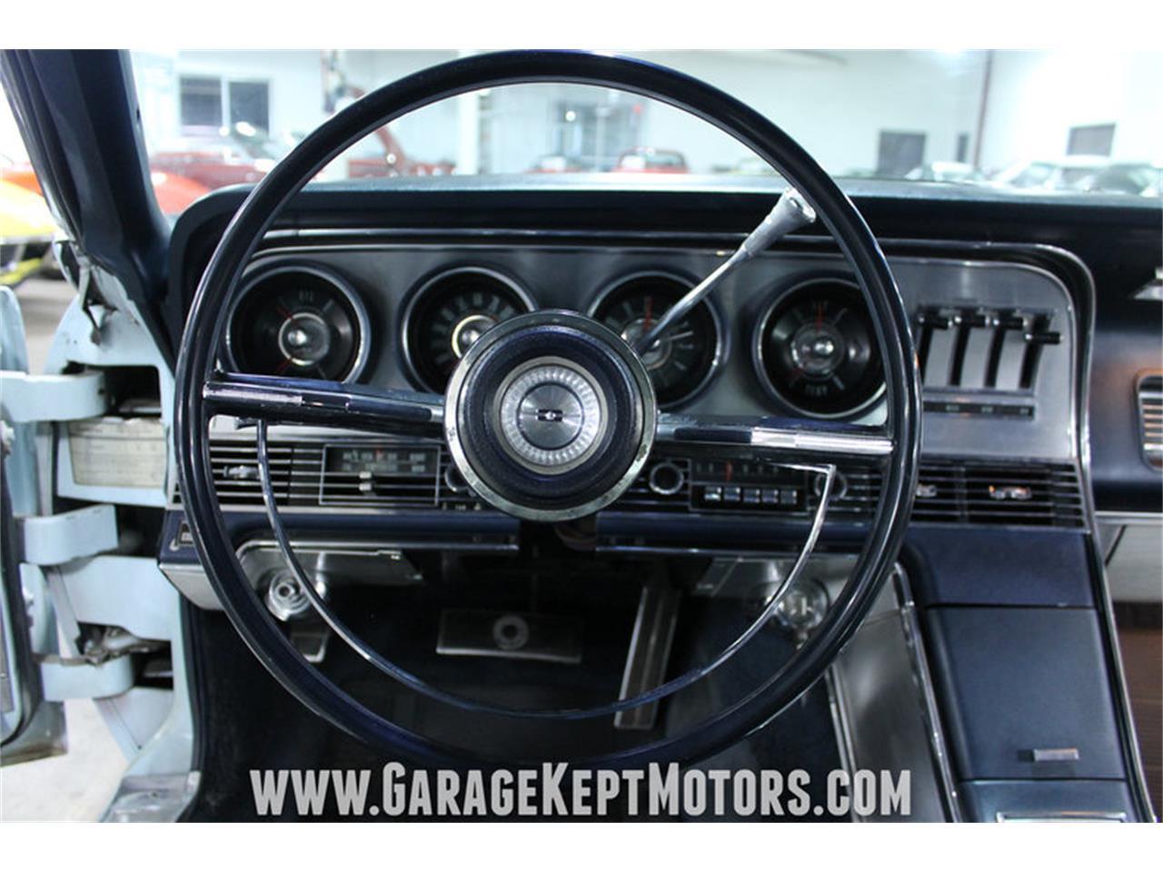 Large Picture of Classic 1967 Thunderbird 2-Door Landau located in Grand Rapids Michigan - $11,900.00 - LU7P