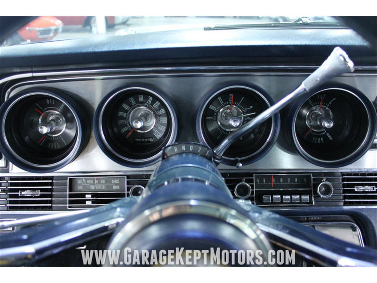 Large Picture of 1967 Thunderbird 2-Door Landau - $11,900.00 Offered by Garage Kept Motors - LU7P