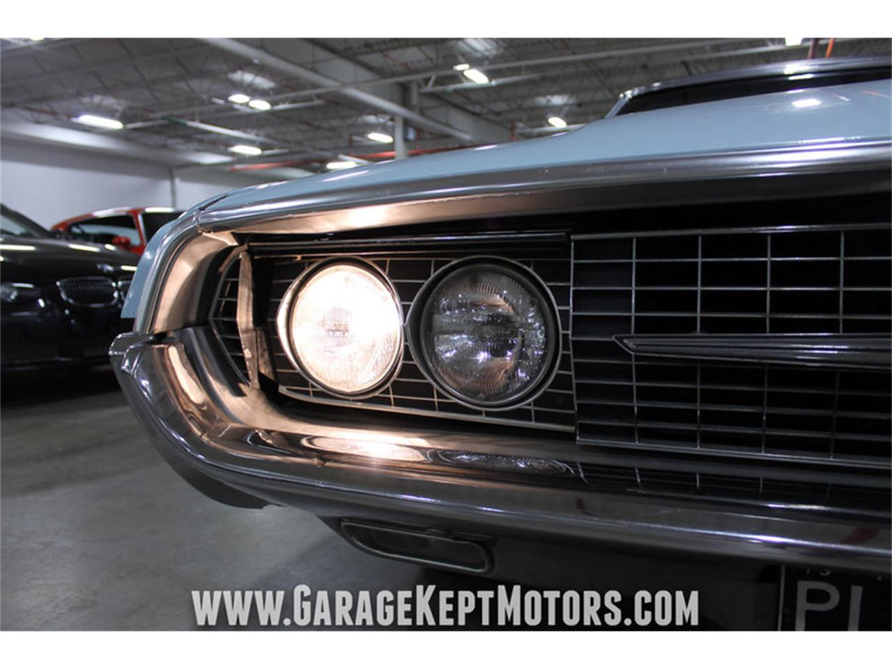 Large Picture of Classic '67 Thunderbird 2-Door Landau located in Michigan Offered by Garage Kept Motors - LU7P