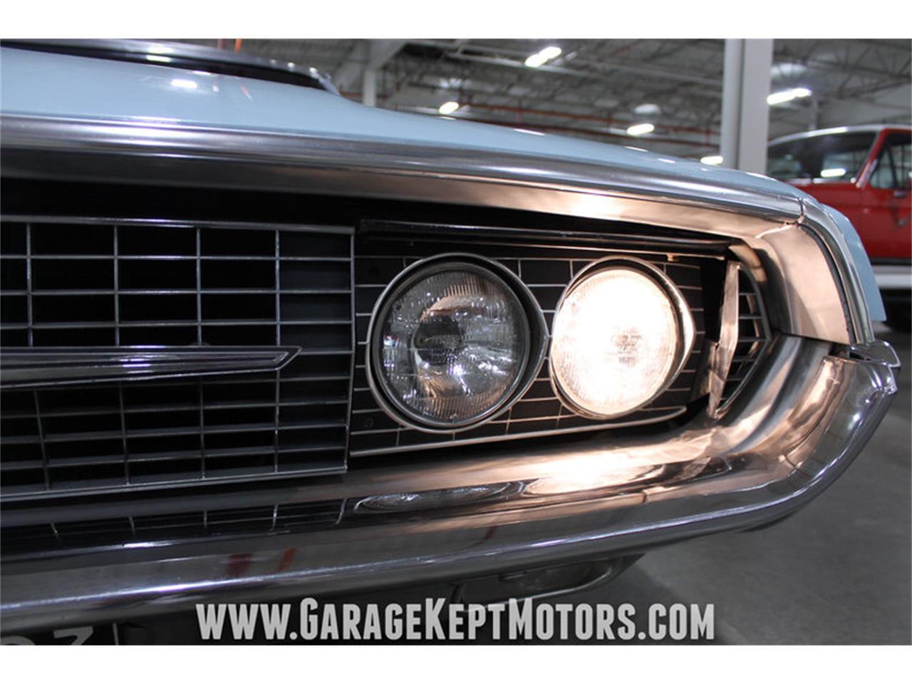 Large Picture of Classic 1967 Ford Thunderbird 2-Door Landau - LU7P