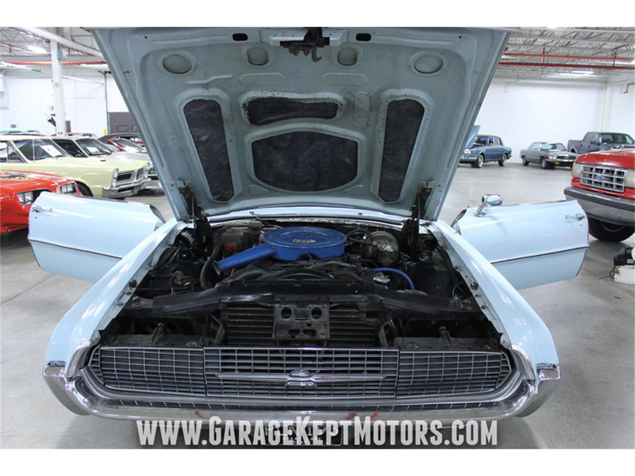 Large Picture of Classic 1967 Ford Thunderbird 2-Door Landau located in Grand Rapids Michigan - $11,900.00 Offered by Garage Kept Motors - LU7P