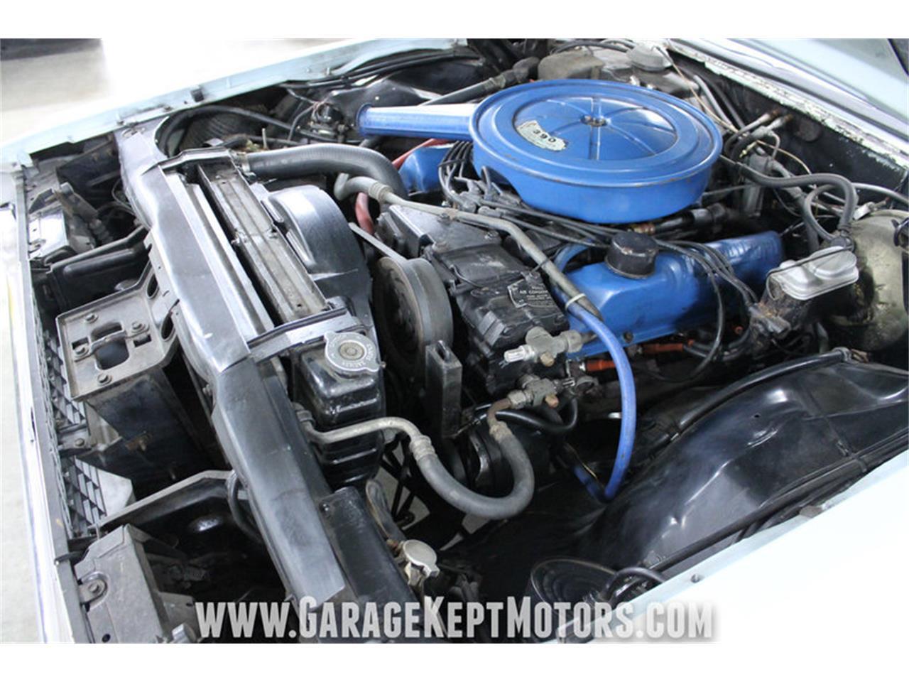 Large Picture of Classic '67 Thunderbird 2-Door Landau - $11,900.00 Offered by Garage Kept Motors - LU7P