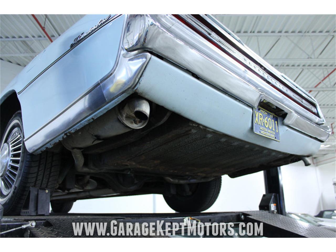 Large Picture of '67 Thunderbird 2-Door Landau located in Michigan - $11,900.00 - LU7P