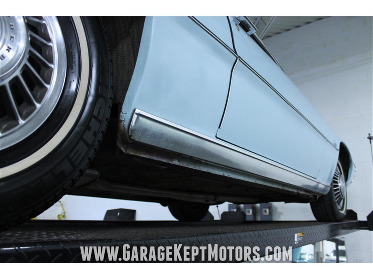 Large Picture of '67 Ford Thunderbird 2-Door Landau - LU7P