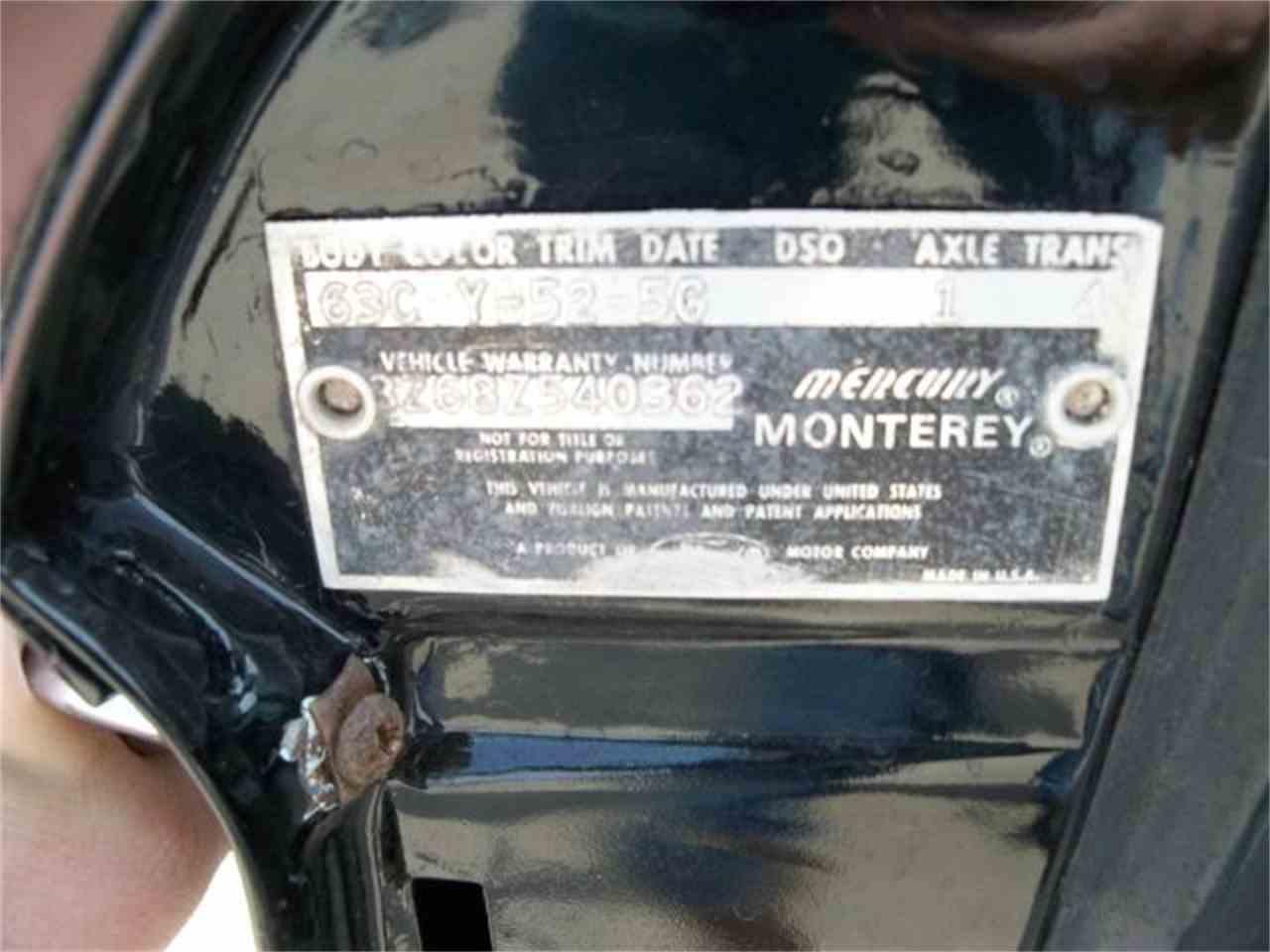 Large Picture of '63 Monterey - LO0E