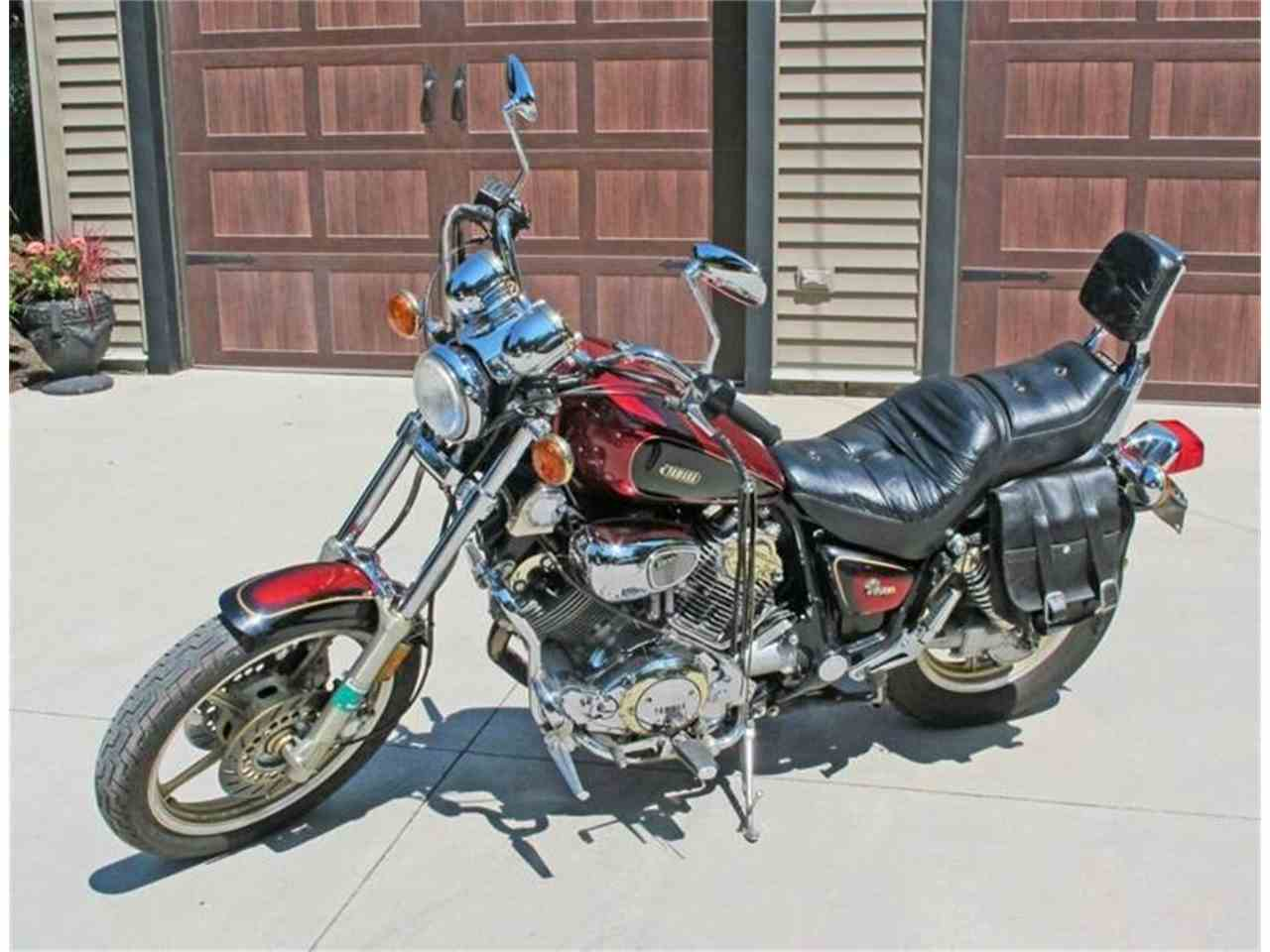 Large Picture of '86 Motorcycle - LU81