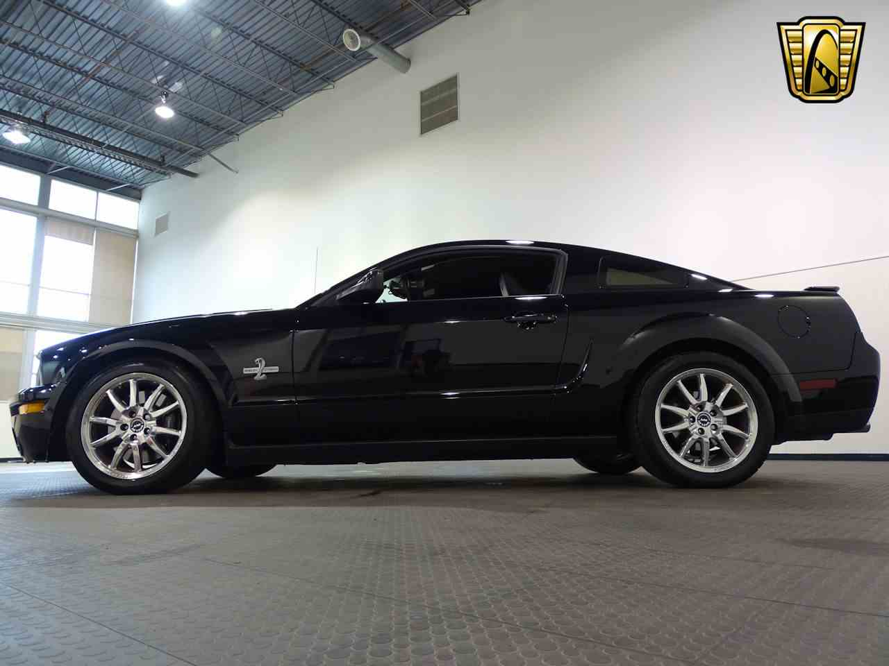 Large Picture of '09 Mustang - LU8E
