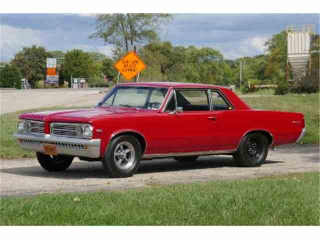 Picture of Classic 1964 Pontiac Tempest - LU8G