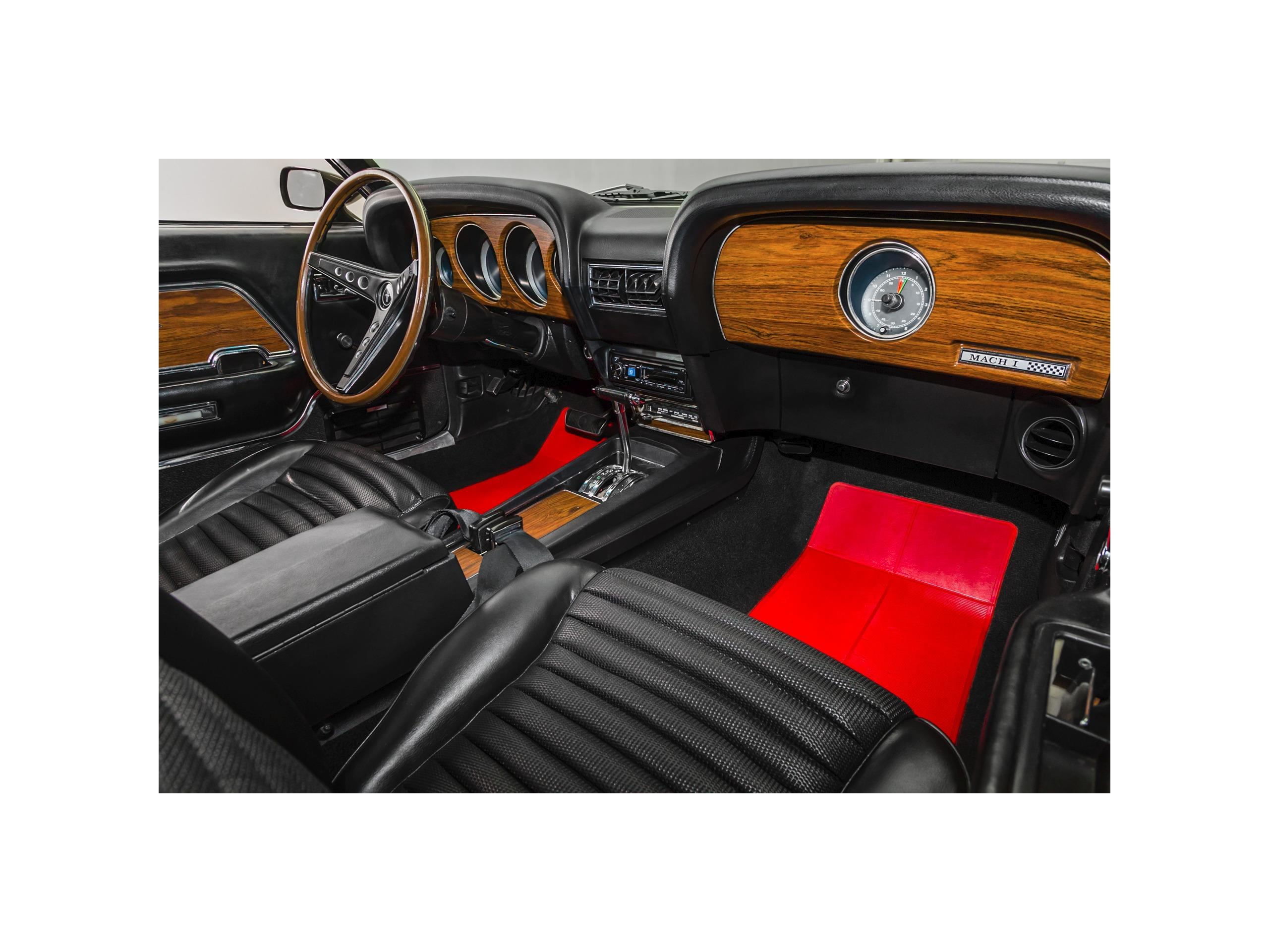 Large Picture of '69 Mustang - LU8O