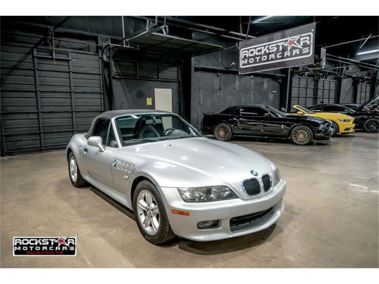 Large Picture of '01 Z3 - LU8S