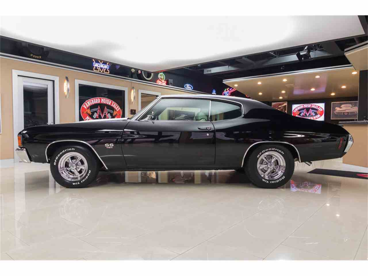 Large Picture of '72 Chevelle - LU8W