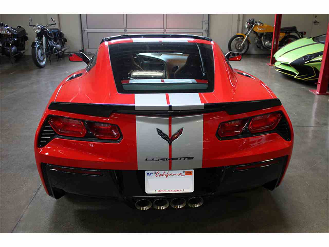 Large Picture of '15 Corvette - LU8X