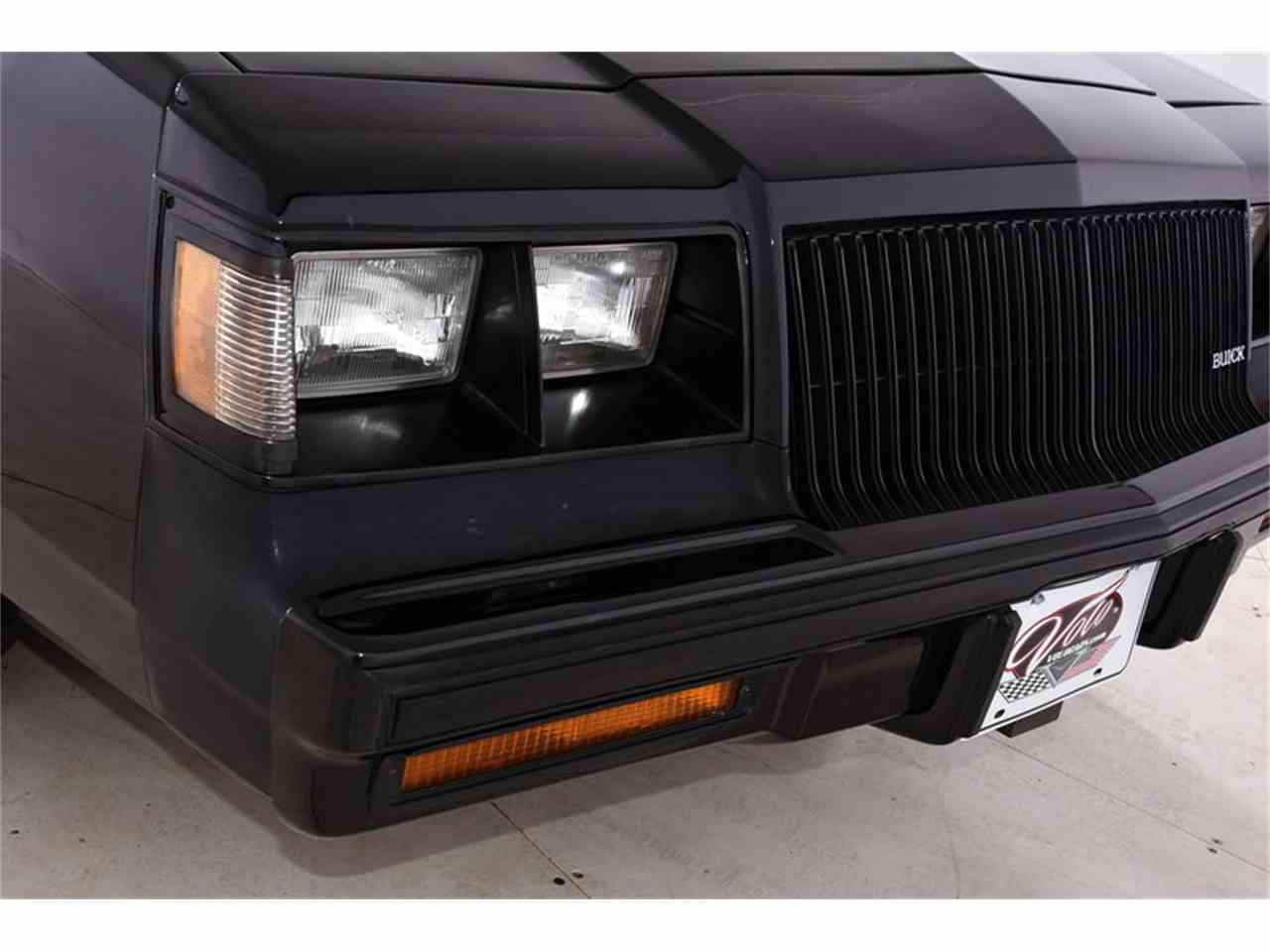 Large Picture of '87 Grand National - LU92