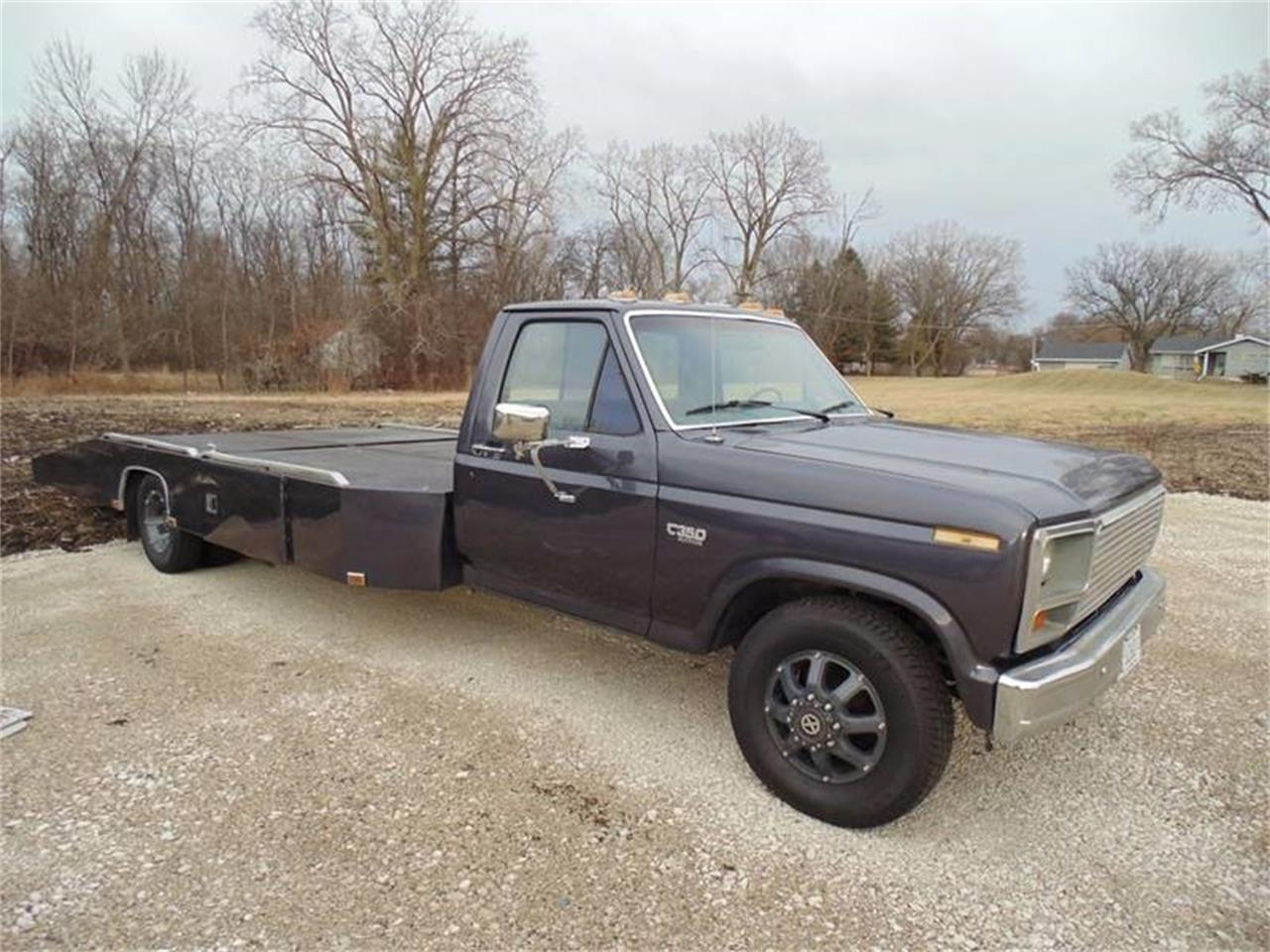 Large Picture of '86 F350 - LU9D