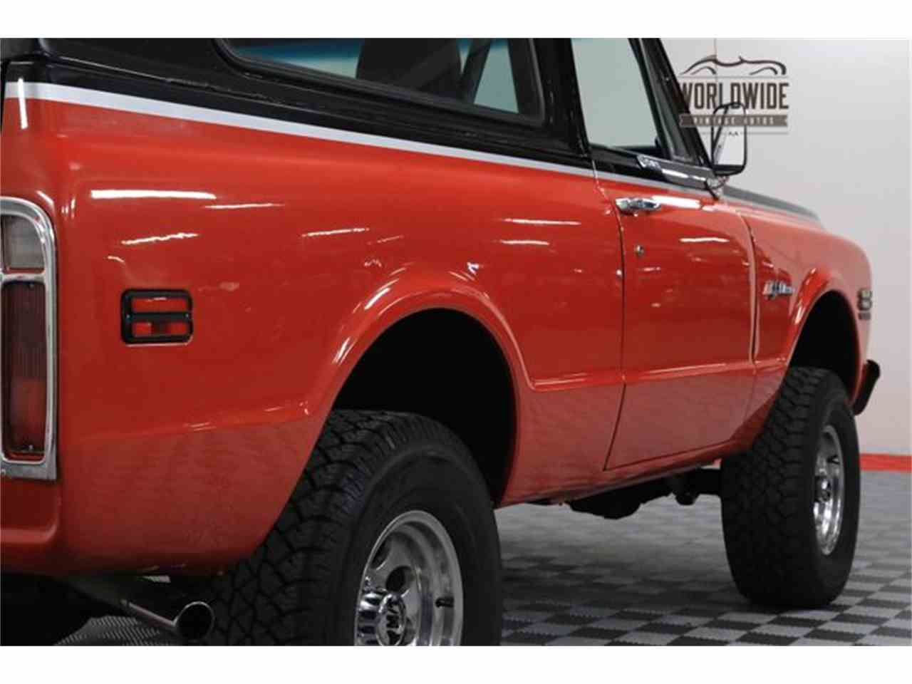 Large Picture of '72 Blazer - LU9S