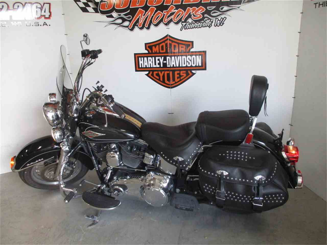 Large Picture of '09 FLSTC - Heritage Softail® - LUA0