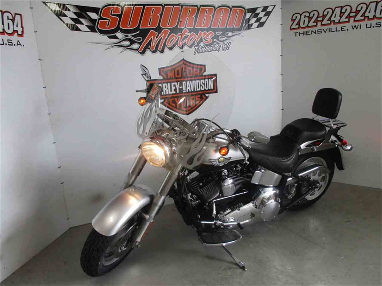 Large Picture of '03 FLSTF - Softail® Fat Boy® - LUA1