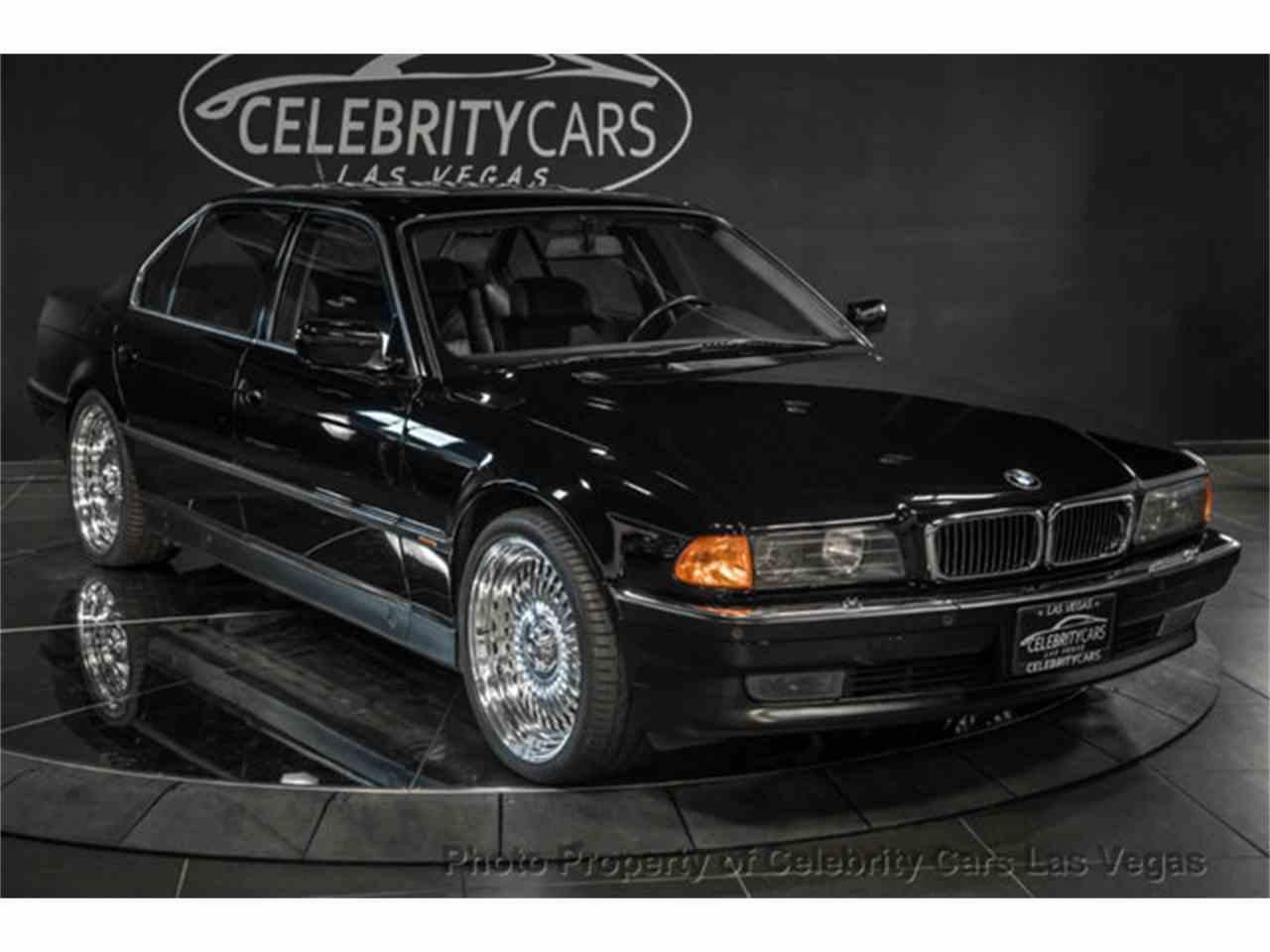 1996 bmw 7 series for sale cc 1019020. Black Bedroom Furniture Sets. Home Design Ideas
