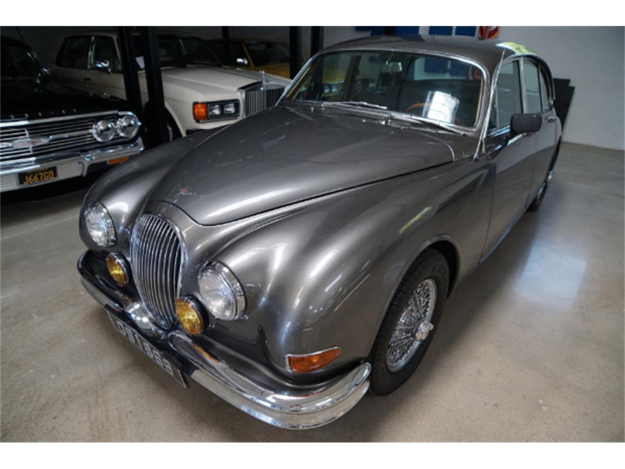 Jaguar Santa Monica >> 1967 Jaguar Mark Ii For Sale Classiccars Com Cc 1019032