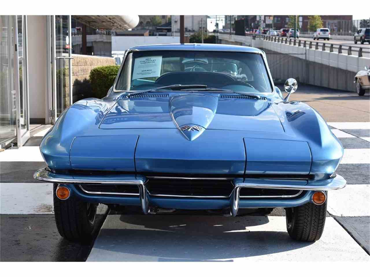 Large Picture of '65 Corvette - LUAS
