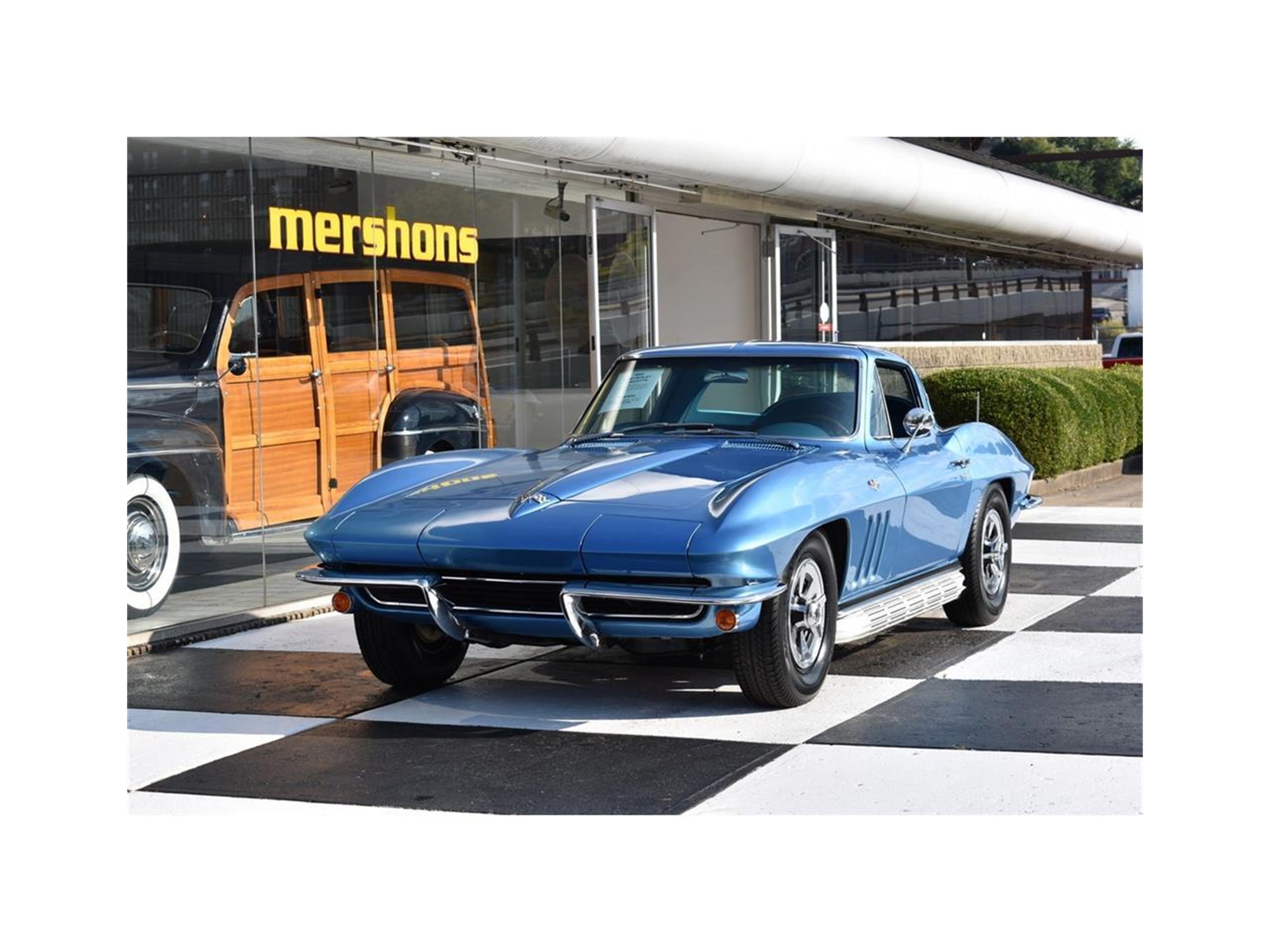 Large Picture of '65 Corvette - LUAS