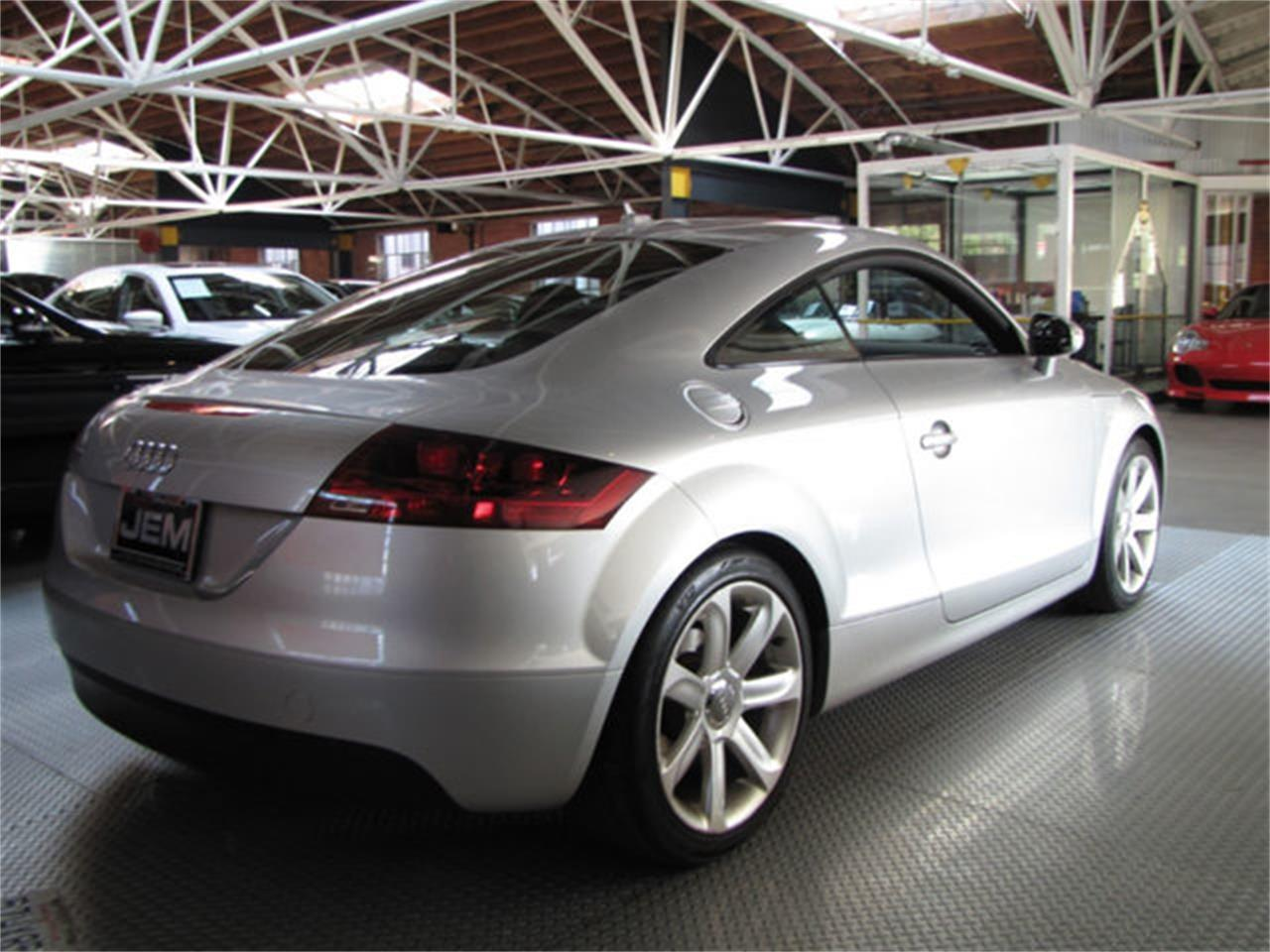 Large Picture of '08 TT - LUB5