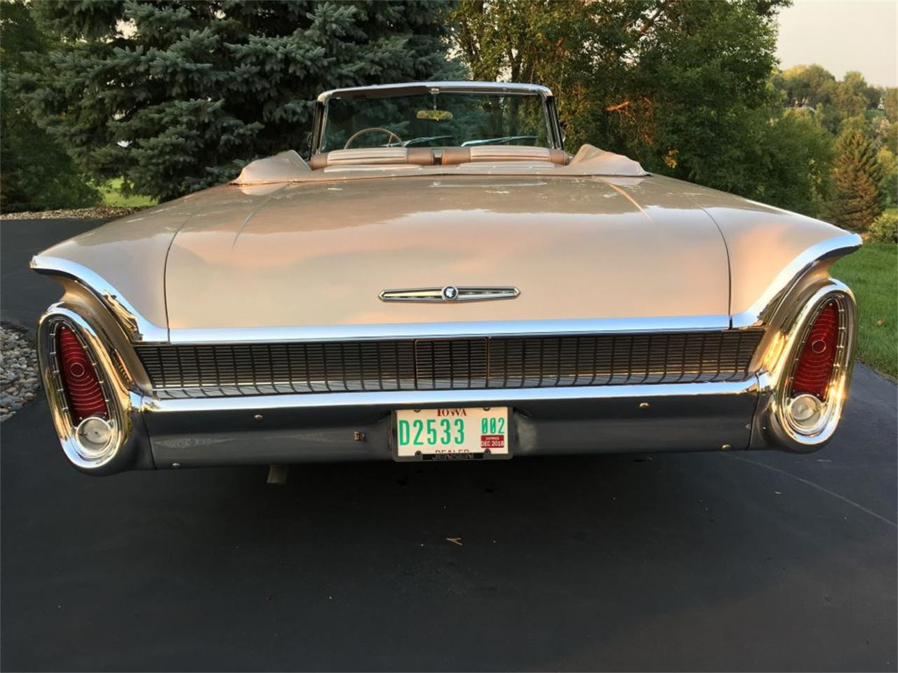 Large Picture of 1960 Mercury Park Lane Offered by Jensen Dealerships - LUBA